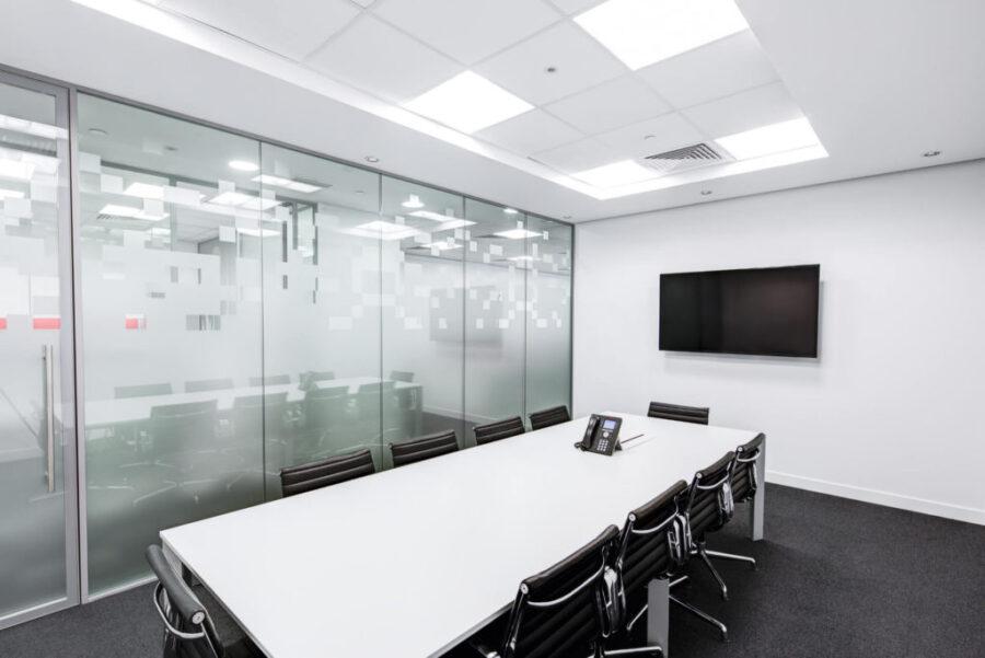 kantoor vergaderruimte ledverlichting